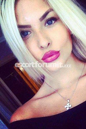 Lika STAR Bergamo  escort girl