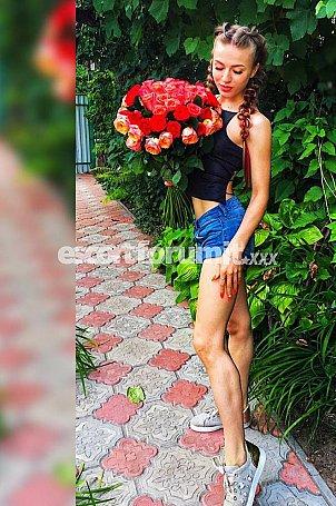 Yelizaveta Torino  escort girl