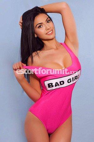 Nina Padova  escort girl